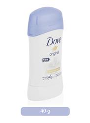 Dove Original Antiperspirant Stick, 40g