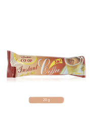 CO-OP 3-in-1 Instant Coffee, 20g