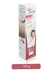 Fair & Lovely Advanced Multi Vitamin SPF15 Face Cream, 100 gm