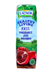 Lacnor Healthy Living Pomegranate Juice Drink, 1 Liter