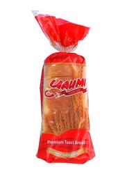 Yaumi White Sliced Toast Bread, 600g