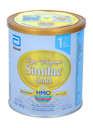 Similac Gold 1 HMO Infant formula Milk, 400g