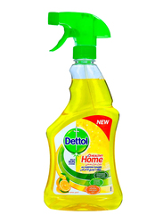 Dettol Lemon Healthy Home All Purpose Cleaner Trigger Spray, 500ml