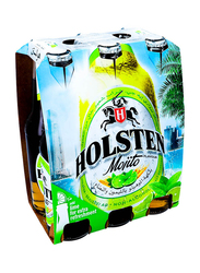 Holsten Mojito Non-Alcoholic Malt Soft Drink, 6 Bottles x 330ml