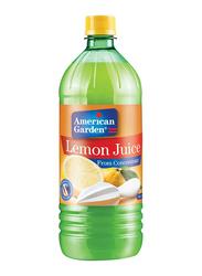 American Garden Lemon Juice Pet Bottle, 32oz