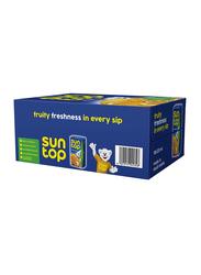 Suntop Mix Fruit Juice, 18 Pouches x 125ml