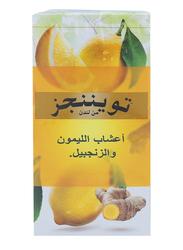 Twinings Infuso Lemon & Ginger Herbal Tea, 20 Tea Bags x 3.2g