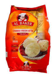 Al Baker Chakki Fresh Atta Bag, 2 Kg