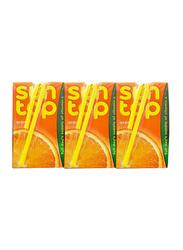 Suntop Orange Juice, 6 Pouches x 250ml
