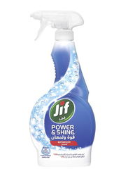 Jif Power & Shine Bathroom Cleaner Spray, 500ml