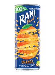 Rani Float Orange No Added Sugar Fruit Drink, 240ml