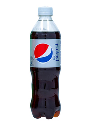 Pepsi Diet Soft Drink Pet Bottle, 500ml