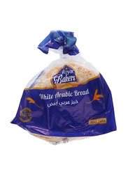 Royal Bakers White Arabic Bread, 5 Pieces, Small