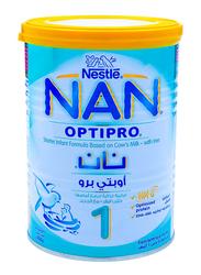 Nestle Nan Optipro Stage 1 Infant Formula Milk, 400g
