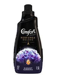 Comfort Perfumes Deluxe Elegant Gardenia Concentrated Fabric Softener, 1.5 Liters