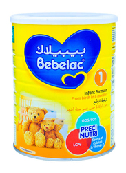 Bebelac Stage 1 Infant Formula Milk, 900g
