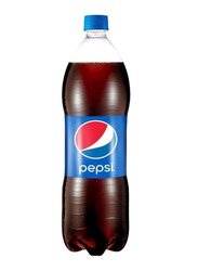 Pepsi Soft Drink Pet Bottle, 1.25 Liter