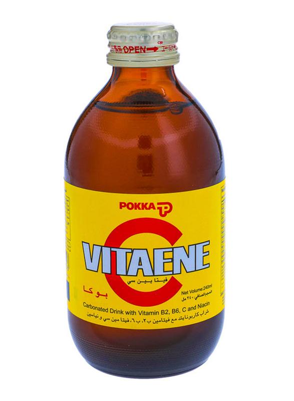 Pokka Vitaene C Drink, 240ml