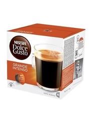Nescafe Dolce Gusto Grande Intenso Coffee, 16 Capsules x 16g