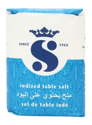 Nezo Iodized Table Salt Packet, 1 Kg