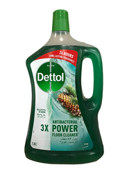 Dettol Pine 3X Antibacterial Power Floor Cleaner, 1.8 Litres