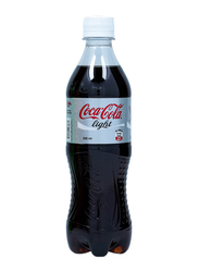 Coca Cola Light Soft Drink Pet Bottle, 500ml