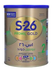 Wyeth S-26 Promil Gold Stage 2 Follow On Formula Milk Powder, 900g