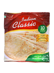 Indian Classic Chapatti, 10 Pieces x 340g