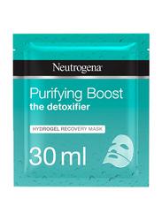 Neutrogena Purifying Boost The Detoxifier Hydrogel Face Mask, 30ml