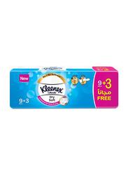 Kleenex Toilet Tissue Dry Soft, 12 Rolls x 200 Sheets x 2 Ply