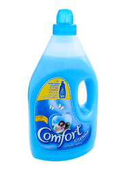 Comfort Spring Dew Scent Liquid Fabric Conditioner, 4 Liter