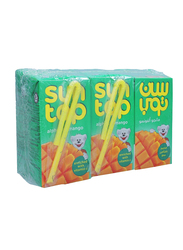 Suntop Mango Juice Drink, 6 Pieces x 125ml