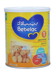 Bebelac Stage 1 Infant Formula Milk, 400g