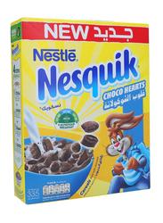 Nestle Nesquik Choco Hearts Cereal, 335g