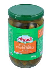 Alwadi Cucumber Pickle, 600g