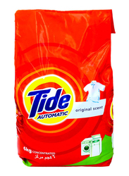 Tide Automatic Original Scent Laundry Powder Detergent, 6 Kg