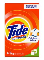 Tide Automatic Original Scent Detergent Powder, 4.5 Kg
