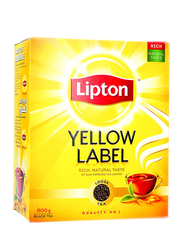 Lipton Yellow Label Black Tea, 800g