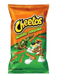 Cheetos Cheddar Jalapeno Crunchy, 227g