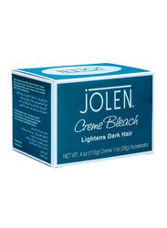Jolen Lightens Dark Skin Creme Bleach, 4oz