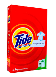 Tide Automatic Original Scent Laundry Powder Detergent, 1.5 Kg
