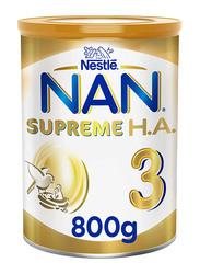 Nestle Nan Supreme H.A. Stage 3 Growing Up Milk, 800g