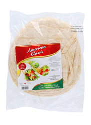 American Classic 10-inch Wheat Tortilla, 12 Pieces, 768g