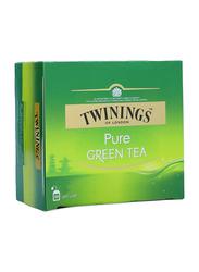 Twinings Pure Green Tea, 50 Tea Bags x 3.6g