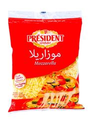 President Shredded Mozzarella Cheese, 900g