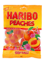 Haribo Peach Jelly Candy, 160g