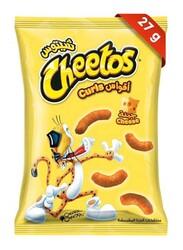 Cheetos Cheese Curls, 14 Pieces x 27g