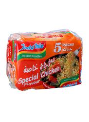 Indomie Special Chicken Instant Noodles, 5 Packs x 75g