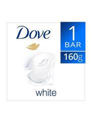 Dove White Beauty Cream Bar, 160gm