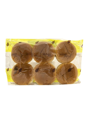Modern Bakery 4-inch Plain Bread Bun, 6 Pieces